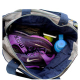 Interior View Tennis Tote Choose Color