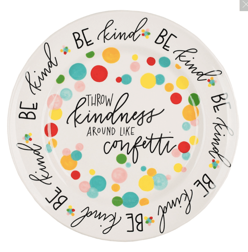 Throw Kindness Plate