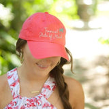 Summer Cap Choose From 4 Phrases Tropical State of Mind