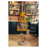 Lifestyle Waxed Canvas Two-toned Utility Apron Choose Color