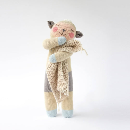Wooly the Sheep Mini Doll Lifestyle Image