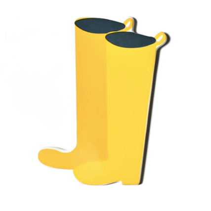 Yellow Wellies Attachment