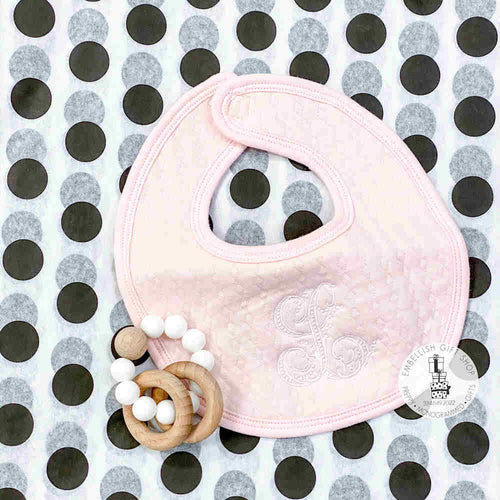 Personalized Bib and Teether Gift Set
