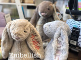 Bashful Bunny SUPER SOFT by JELLYCAT