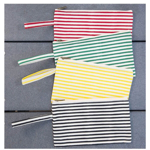Clutch Stripes Choose Color
