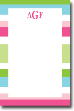 Espadrille Preppy notepads