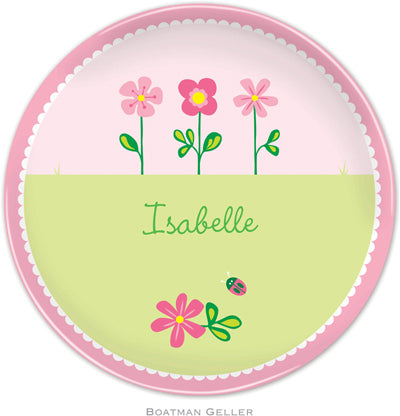 Set of 2 Personalized Plate Garden