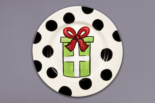 Holiday Gift Plate
