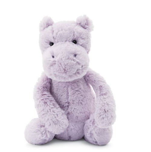 Hippo Bashful Stuffed Animal