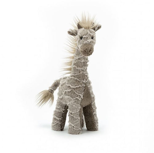 Joey Taupe Giraffe Stuffed Animal