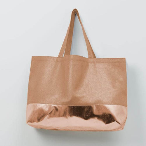 Petra-Rosegold Luxe Marché Totes