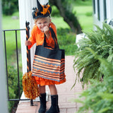 Halloween Tote Trick or Treat
