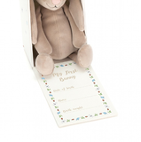 My First Bunny With Keepsake Box