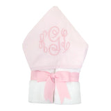 Personalized Hooded Towels Seersucker