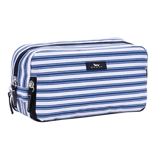 SCOUT Oxford Blues 3 Way Toiletry Bag