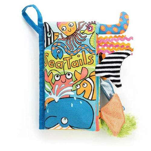 Sea Tails Crinkle Book