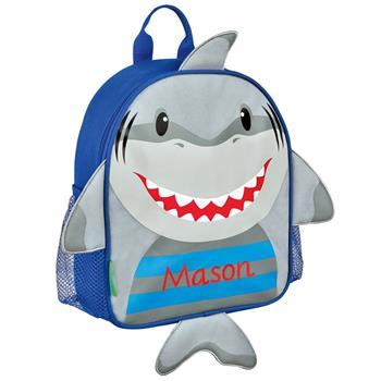 Personalized Mini Sidekick Backpack Shark