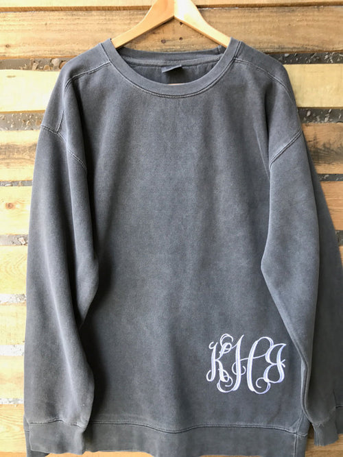 Unisex Comfort Color Sweatshirt Kids and Adult