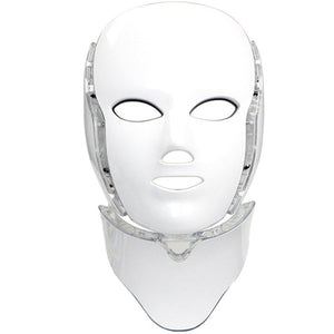 7 Color Photon LED Facial Neck Mask - SWANBOUTIQ