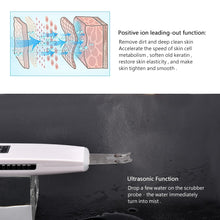 Load image into Gallery viewer, Facial Skincare Ultrasonic Scrubber - SWANBOUTIQ