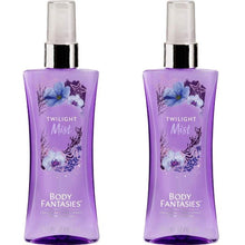 Load image into Gallery viewer, Body Fantasies Signature Twilight Mist Body Spray  3.2 fl oz - 3 Pack - SWANBOUTIQ