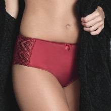 Load image into Gallery viewer, Boyshort Panty Sheer Mesh Sides - SWANBOUTIQ