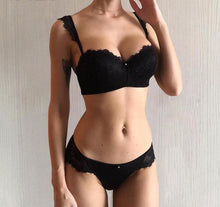 Load image into Gallery viewer, Lace Bra & Brief Sets. - SWANBOUTIQ