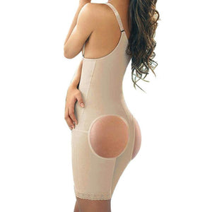 Butt Lifter With Tummy Control Slimming Belt - SWANBOUTIQ