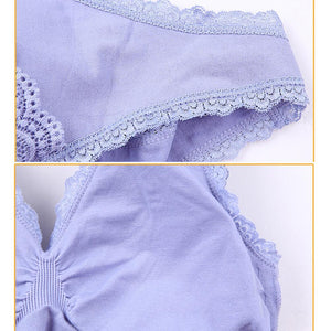 Cross Anti-sagging Underwear Gather Bra - SWANBOUTIQ