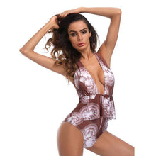 Load image into Gallery viewer, Dandelion 1-Piece Swimsuit - SWANBOUTIQ