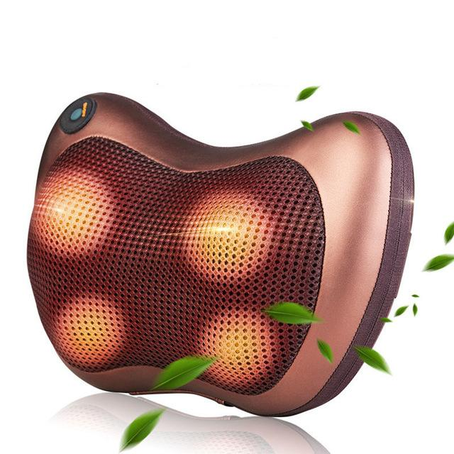 Electric massage pillow Infrared Heating - SWANBOUTIQ