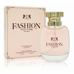 Fashion New York  Inspired By Coach  Scent For Women - 3.4 Fl Oz - SWANBOUTIQ