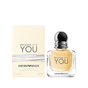 Giorgio Armani - Emporio Armani Becuse Its You Eau De Parfum For Women - 1 Oz - SWANBOUTIQ