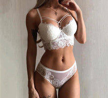 Load image into Gallery viewer, Lace Bra & Brief Sets - SWANBOUTIQ