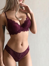Load image into Gallery viewer, Lace Embroidery Lingerie Sets - SWANBOUTIQ