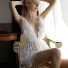 Load image into Gallery viewer, Lace Nightwear Lingerie - SWANBOUTIQ