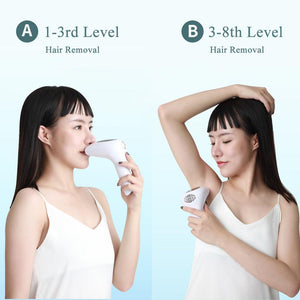 Laser Hair Removal Beauty Device - SWANBOUTIQ