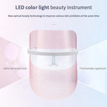 Load image into Gallery viewer, LED Face Light Therapy Photon Facial Mask - SWANBOUTIQ