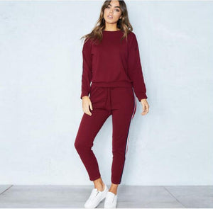 Leisure Sports Suits - SWANBOUTIQ