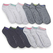 Load image into Gallery viewer, Nicole Miller Women's No Show Socks - 24 Pairs - SWANBOUTIQ