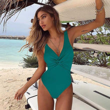 Load image into Gallery viewer, One Piece Swimsuit - SWANBOUTIQ