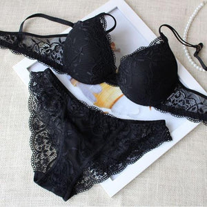 Push Up Bra Sets - SWANBOUTIQ