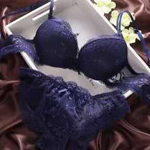 Load image into Gallery viewer, Push Up Bra Sets - SWANBOUTIQ