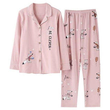 Load image into Gallery viewer, Pink Pyjamas Set - SWANBOUTIQ