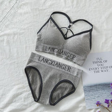 Load image into Gallery viewer, seamless Bra set - SWANBOUTIQ