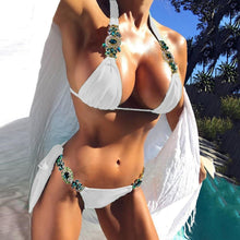 Load image into Gallery viewer, Sexy Two Piece Swimsuit - SWANBOUTIQ