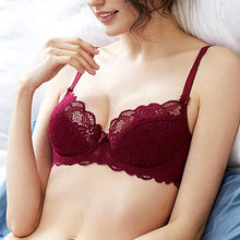 Load image into Gallery viewer, Sexy Ultrathin Transparent Bra Lingerie Sets - SWANBOUTIQ
