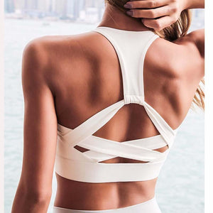 Sports Yoga Bra - SWANBOUTIQ