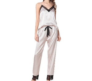 Stripe Pyjamas set - SWANBOUTIQ