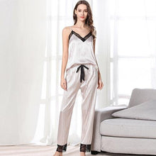 Load image into Gallery viewer, Stripe Pyjamas set - SWANBOUTIQ
